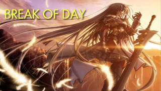 Nightcore - Break of day ( Eurovision 2015 - Spain - Edurne )