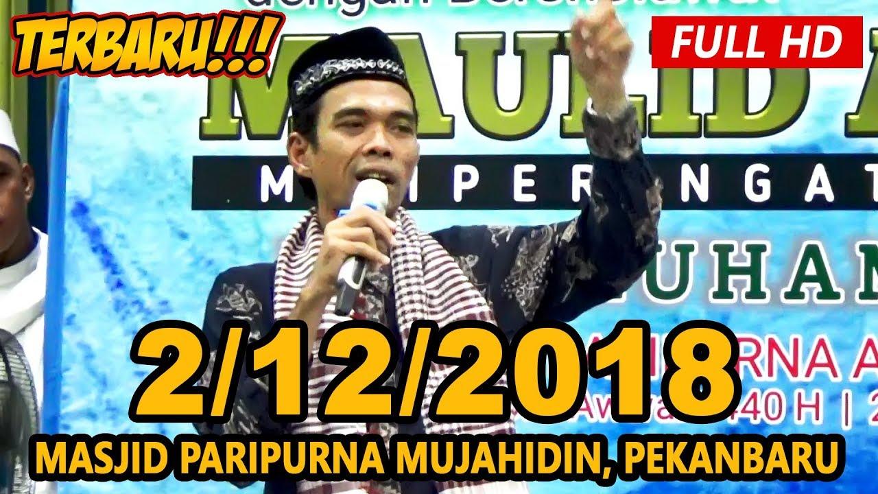 Ceramah Terbaru Ustadz Abdul Somad Lc, MA - Masjid ...