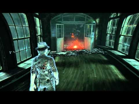 Murdered Soul Suspect Walkthrough part 16 Lux Aeterna Psychiatric Hospital