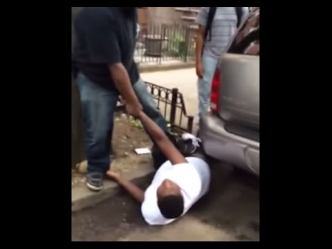 Thumbnail: Teen Knocked Out By NYPD For A Cigarette