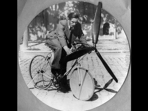 История изобретений -- Личный транспорт