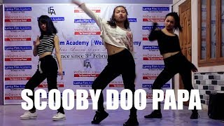 Scooby Doo PaPa || WeDance Academy, Lamka || Alan Rinawma Choreography