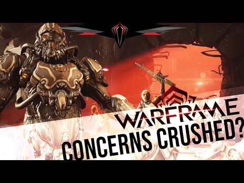 Warframe: Nightwave Lore Concerns CRUSHED!? thumbnail