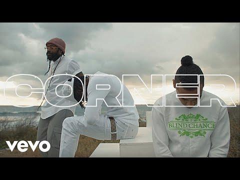 Masicka, Tarrus Riley, Dunw3ll - CORNER (Official Music Video)