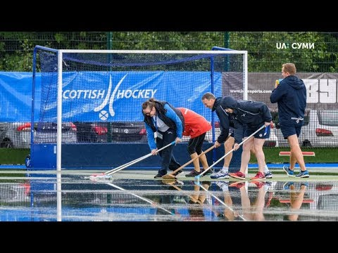 UA:СУМИ: Збірна України з хокею на траві виграла останню гру на чемпіонаті Європи