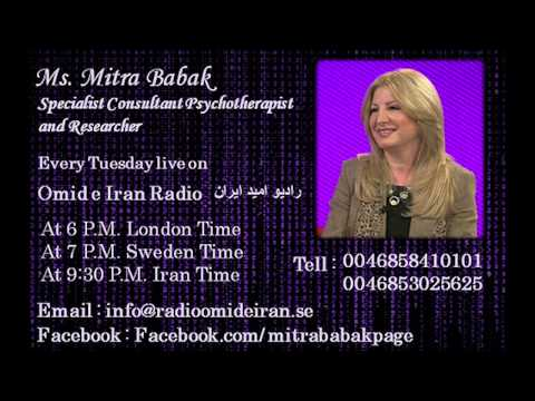Mitra Babak (lack of confidence ,5.11.13     26 میترا بابک (