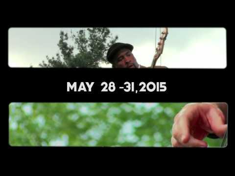 Nelsonville Music Festival 2015 Promo