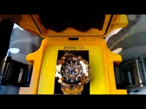 20ebd6c13f7 Depoimento feedback relógio invicta venom hybrid 16804 original de verdade  é só na altarelojoaria