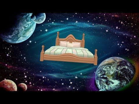 Sleep Meditation for Children | SLEEP IN SPACE | Bedtime Meditation for Kids