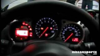 nissansportz 2008 AGM Featuring the Nissan 370Z