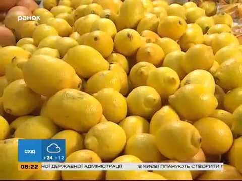 Как правильно выбирать лимон - Утро - Интер