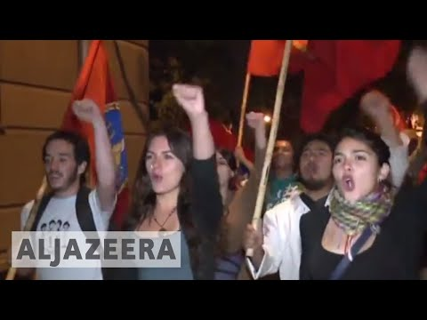 Chile prepares for presidential elections