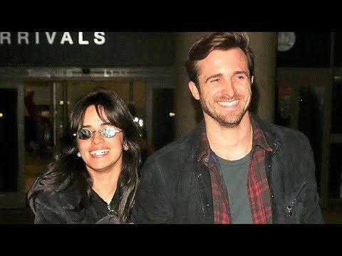 Camila Cabello And Boyfriend Matthew Hissey Look So In Love At LAX