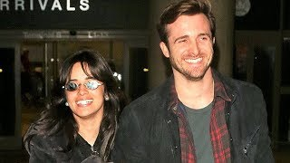 Camila Cabello And Boyfriend Matthew Hissey Look So In Love At LAX