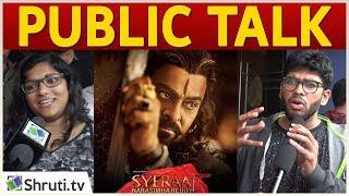 Sye Raa Public Talk | Chiranjeevi | Kichcha Sudeepa | Vijay Sethupathi | Sye Raa Movie Review