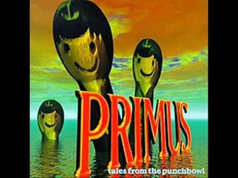 My Top 5 Primus Songs