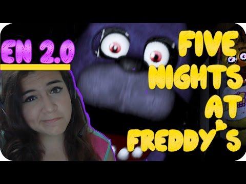 BabiiBL | Five Nights at Freddy's | Noche 1 | ¡Juego de miedo! D: