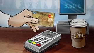kontaktlos bezahlen mit MasterCard Gold