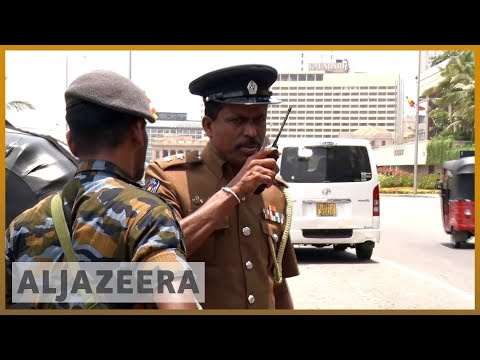 🇱🇰 Sri Lanka police and security hunts for bombing suspects | Al Jazeera English