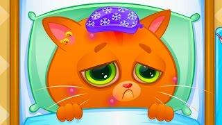 КОТЕНОК БУБУ #6 - Мой Виртуальный Котик - Bubbu My Virtual Pet игровой мультик для детей #ПУРУМЧАТА