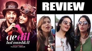 ae dil hai mushkil full movie review ranbir kapoor aishwarya rai anushka fawad khan karan johar