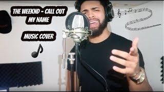 The Weekend - Call Out My Name (Lou Valentino Cover)