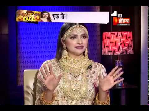 Face To Face With Indian Film Actress Prachi Desai