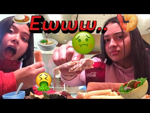 Reviewing the worst restaurant in the valley ( Roach on my plate)😤🤢