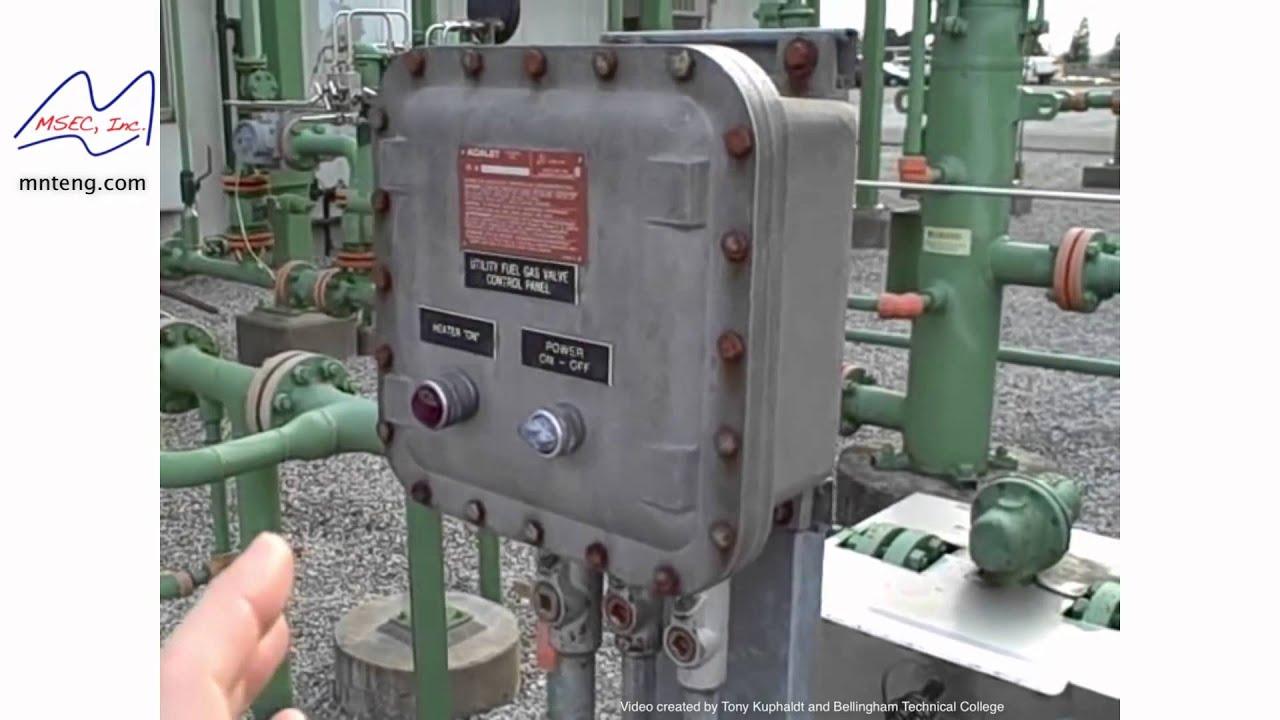 Description of a Process Control Enclosure in a Hazardous, or  Explosion-Proof, Location
