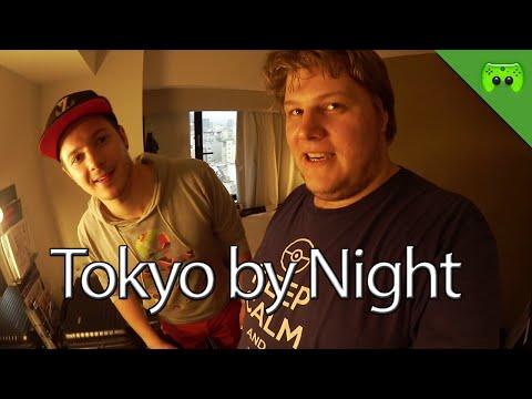 BY NIGHT 🎮 Tokyo