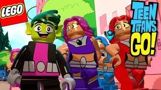 VÁRIAS ESTELARES? E AGORA, JOVENS TITÃS DE LEGO?