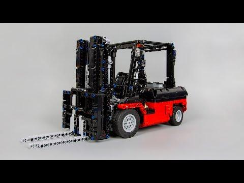 Lego Technic Caminhão E Carros Youtube