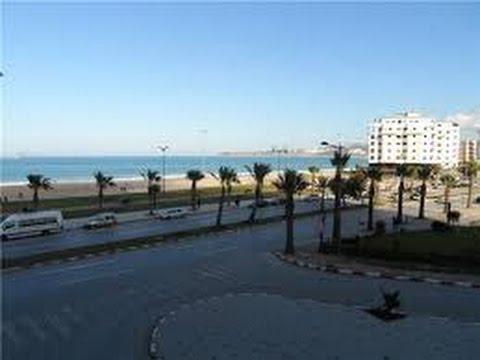 Visite de la ville Asilah Jbala Chamal Du  Maroc 2014 HD جولة في مدينة أصيلة