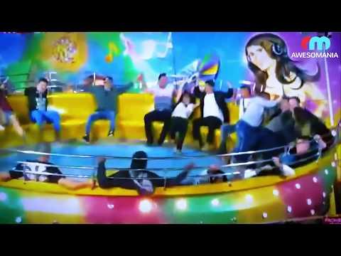 Funny Crazy Ride Fail Compilation | 2017 | TAGADA FAIL