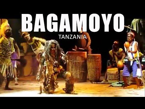 East African Dance (Bagamoyo Festival 2013)