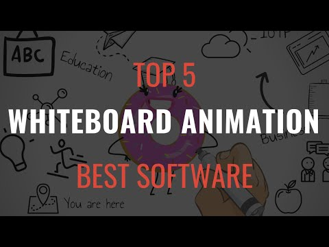 Best Whiteboard Animation Software Review 2020