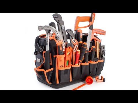Bahco 3100TBTS1 Plumbers Tool Kit - Every Hand Tool You Need