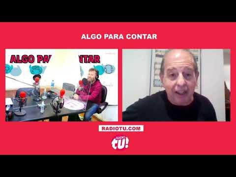"""Diego Frenkel en """"Algo para Contar"""""""