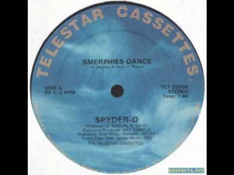 Spyder-D - Smerphies Dance (1982)
