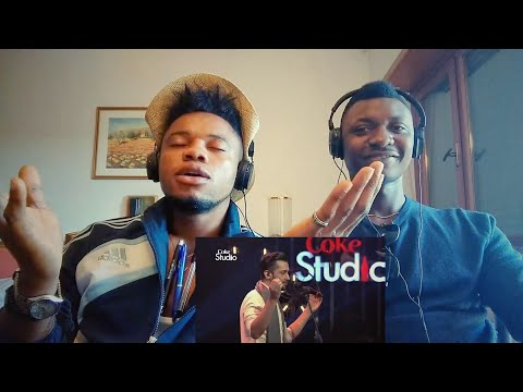 Crazy Squad got spiritual with TAJDAR E HARAM Coke Studio