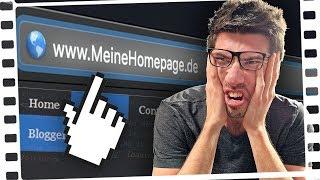 WOZU braucht man noch eine Homepage?!