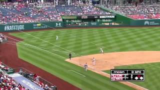 Nationals Bench 2014 Highlights