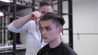 Morris Motley X Rory Pierce Undercut Haircut Tutorial