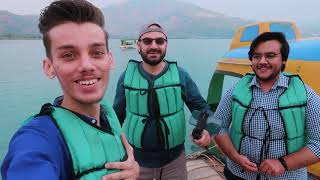 khanpur dam pakistan and khanpur dam view point   Jet Ski, Paragliding and boating