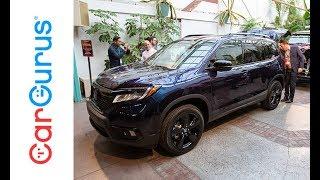 2019 Honda Passport | 2018 LA Auto Show