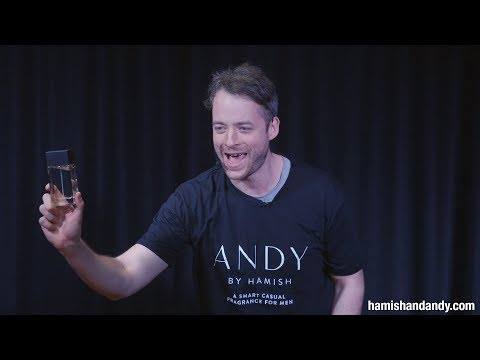 A Keynote From 'Andy By Hamish'
