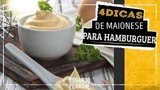 4 Dicas de como fazer Maioneses em Hamburguerias - Sanduba Insano thumbnail