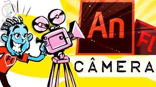 Animate CC 2017 camera
