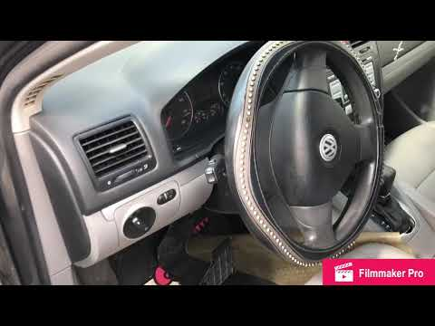 Volkswagen Jetta Shift Lock Override
