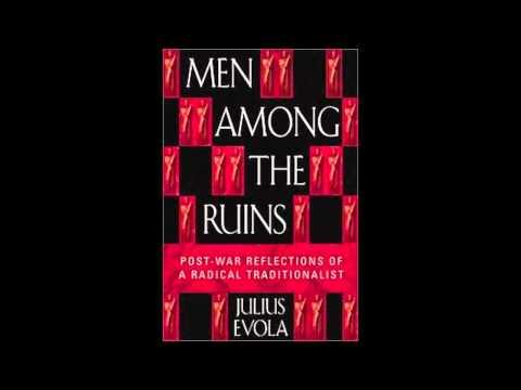 Men Among the Ruins - Julius Evola - Chapter VI: Work, The Demonic Nature of the Economy